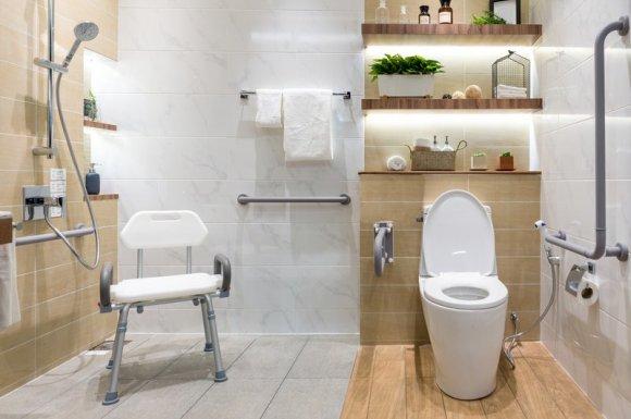 Salle de bain PMR Chaource